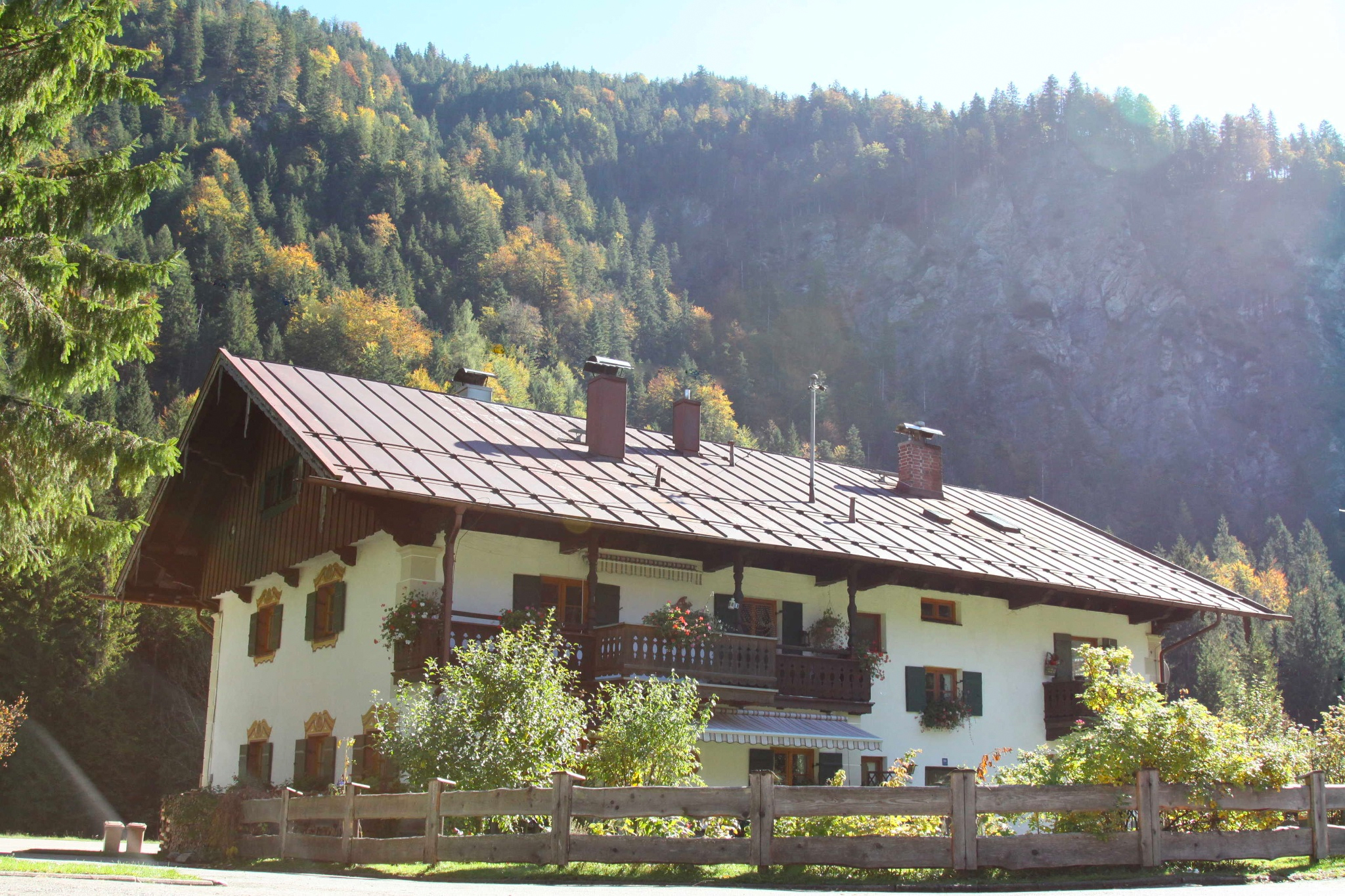 Ferienwohnung in Bayern Bayrischzell